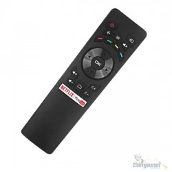 Controle Remoto para Smartv Multilaser Netflix Youtube SKY9077